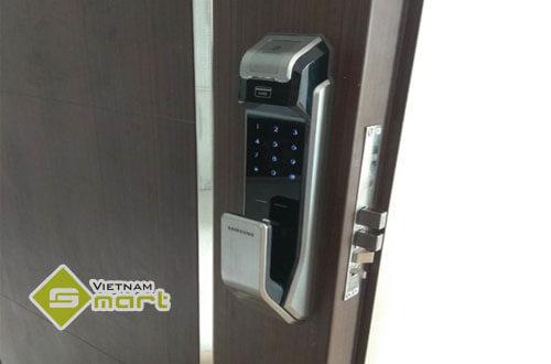 Lắp đặt thiết bị kiểm soát cửa cho cửa chống cháy