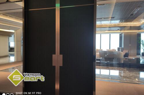 Dự án lắp đặt kiểm soát cửa cho văn phòng SK tại Hà Nội