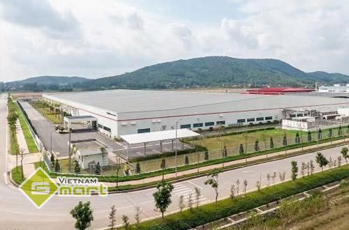 Công ty Foxconn tại Bắc Giang