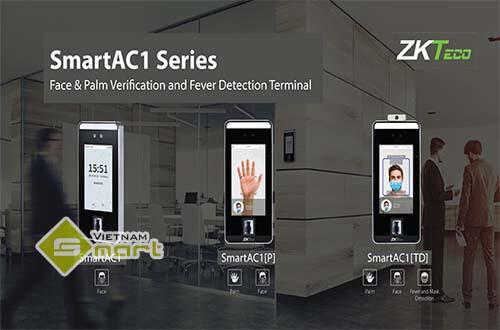 Đổi tham số khuôn mặt máy chấm công Smart AC1