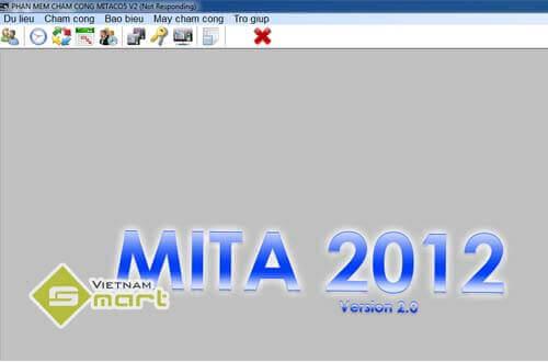 Phần mềm máy chấm công MITACO