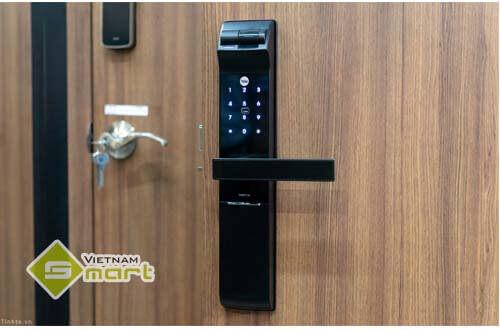Tính tiện dụng khi sử dụng khóa điện từ vân tay
