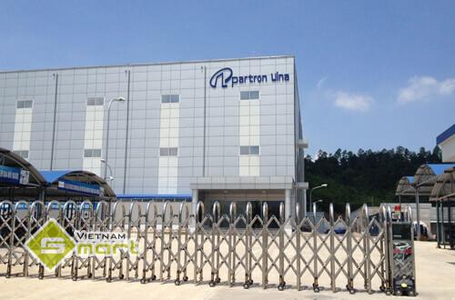 Công ty Partron Vina tại Vĩnh Phúc