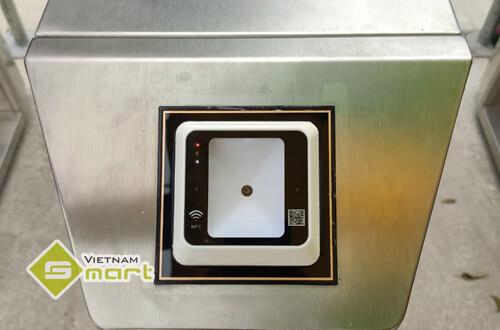 Lắp đặt hệ thống kiểm soát vé bằng QRCode tại Thung Nham