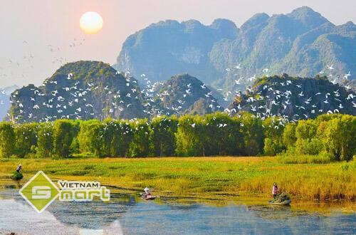 Khu du lịch Thung Nham, Hoa Lư, Ninh Bình