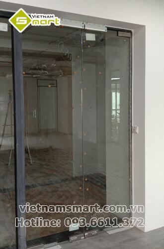 Lắp đặt kiểm soát cửa cho công ty Haco Bắc Ninh