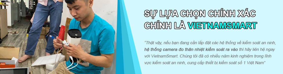Vietnamsmart chuyên cung cấp hệ thống camera đo thân nhiệt