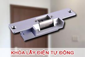Khóa lẫy điện - Phụ kiện kiểm soát cửa