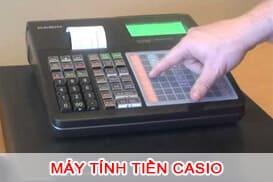 Máy tính tiền Casio