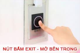 Nút bấm - Phụ kiện kiểm soát cửa