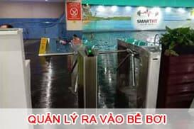 Phần mềm Quản lý bể bơi