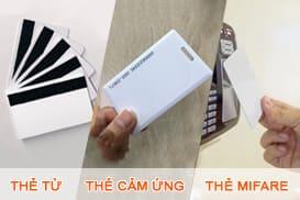 Thẻ từ - Thẻ cảm ứng - Thẻ mifare