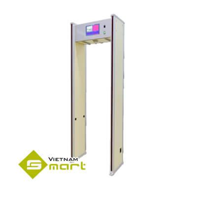 Cổng dò kim loại và đo thân nhiệt AT300TS