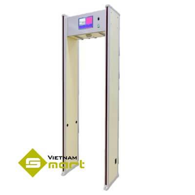 Cổng dò kim loại đo thân nhiệt SAFEWAY T300TS-Plus