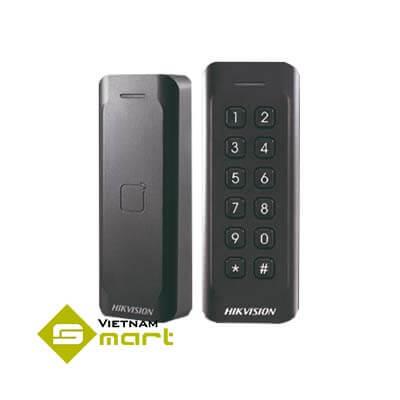 Đầu đọc thẻ EM Hikvision DS-K1802E(K) seriees