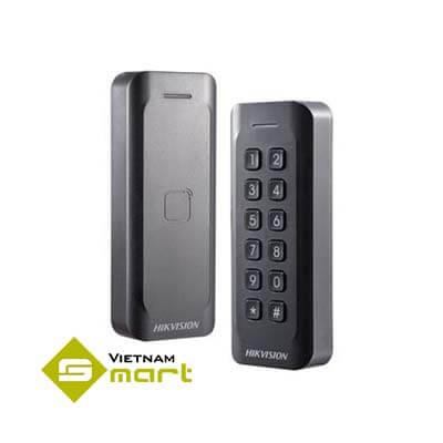 Đầu đọc thẻ mifare Hikvision DS-K1802M(K) seriees