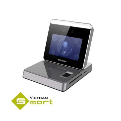 Thiết bị lấy mẫu vân tay và khuôn mặt Hikvision DS-K1F600-D6E-F