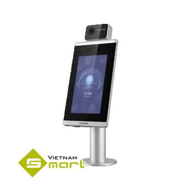 Máy chấm công khuôn mặt kết hợp đo nhiệt độ DS-K5671-3XF ZU