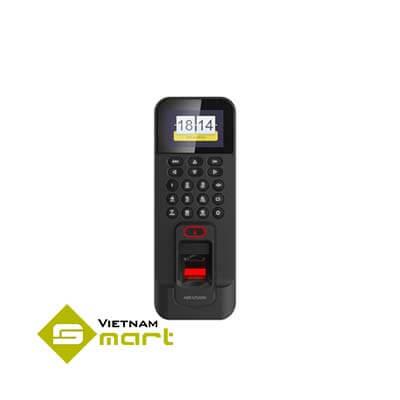 Máy chấm công vân tay Hikvision DS-K1T804BF