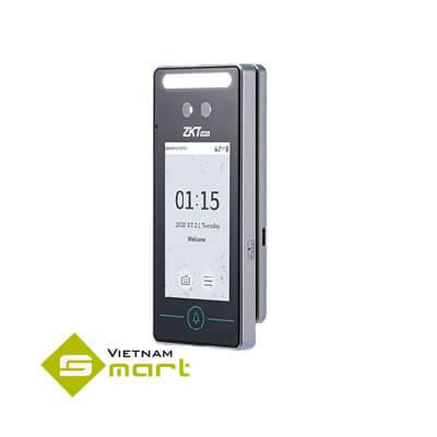 Máy chấm công khuôn mặt kết hợp đo nhiệt độ SpeedFace-V4L[TI]