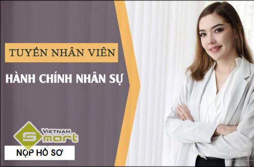 VietnamSmart tuyển dụng nhân viên hành chính nhân sự