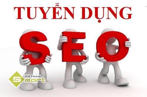 VietnamSmart tuyển dụng nhân viên SEO