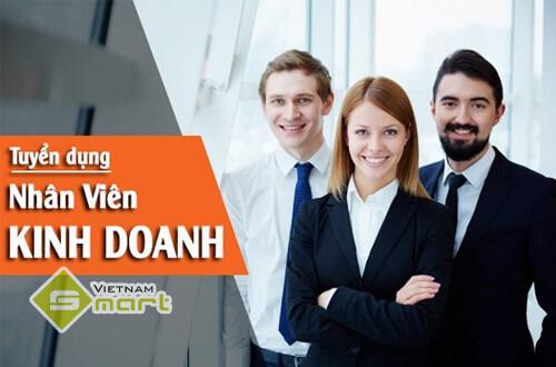 Tuyển dụng nhân viên kinh doanh VietnamSmart