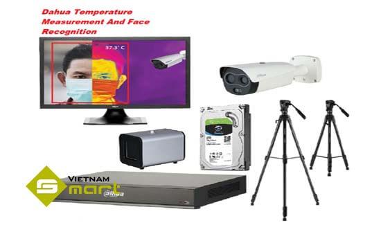 Cấu hình hệ thống đầy đủ của camera đo nhiệt độ Dahua DH-TPC-BF5421-T