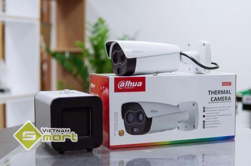 Cận cảnh camera đo thân nhiệt Dahua DH-TPC-BF5421P-T