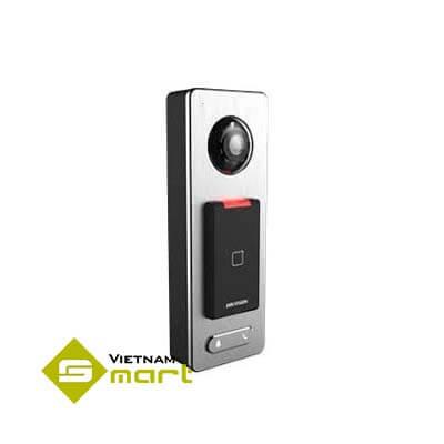 Thiết bị truy cập video đọc thẻ mifare Hikvision DS-K1T500S
