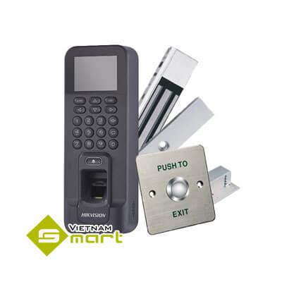 Bộ KIT kiểm soát bằng vân tay Hikvision DS-KAS261