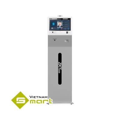 Máy chấm công khuôn mặt và đo thân nhiệt FaceKiosk-H13C TD