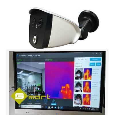 Thiết bị ACY20 MTAI với màn hình hiển thị nhiệt độ