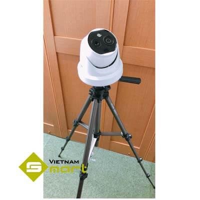 Ứng dụng camera thân nhiệt DS-2TD1217B-6/PA dùng cho doanh nghiệp