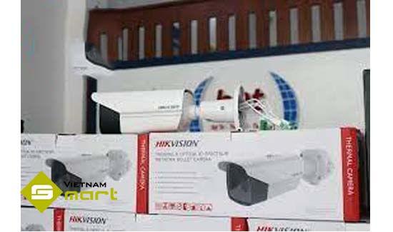 Hình ảnh thực tế của thiết bị camera DS-HP2ETBBF3636/P vừa khui hộp