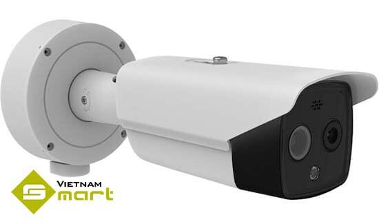 Cận cảnh thiết bị camera đo nhiệt độ DS-2TD2617B-6/PA