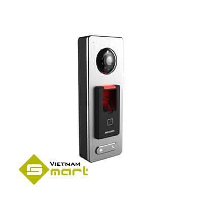 Thiết bị truy cập video đọc vân tay Hikvision DS-K1T500SF