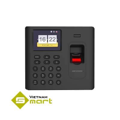 Thiết bị truy cập đầu đọc vân tay Hikvision DS-K1A802AF series
