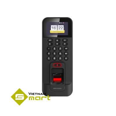 Thiết bị truy cập đầu đọc dấu vân tay Hikvision DS-K1T804BEF