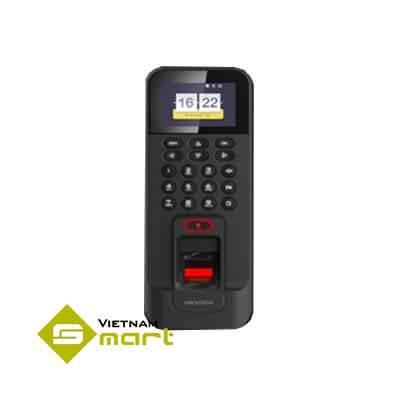 Thiết bị truy cập đầu đọc dấu vân tay Hikvision DS-K1T804BMF