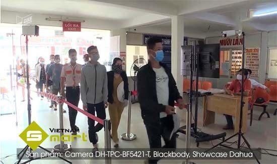 Ứng dụng camera DH-TPC-BF5421-T cho mô hình doanh nghiệp