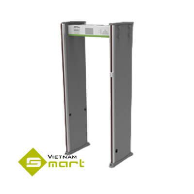 Cổng dò kim loại và đo thân nhiệt ZK-D1065TDM