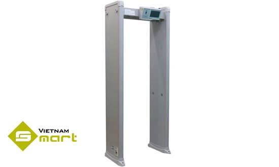 Cổng dò kim loại đo nhiêt độ người dùng ISD-SMG318LT-D