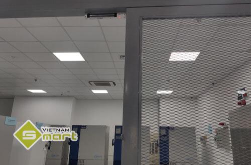 Lắp đặt kiểm soát cửa cho công ty Vimedimex Hà Nội